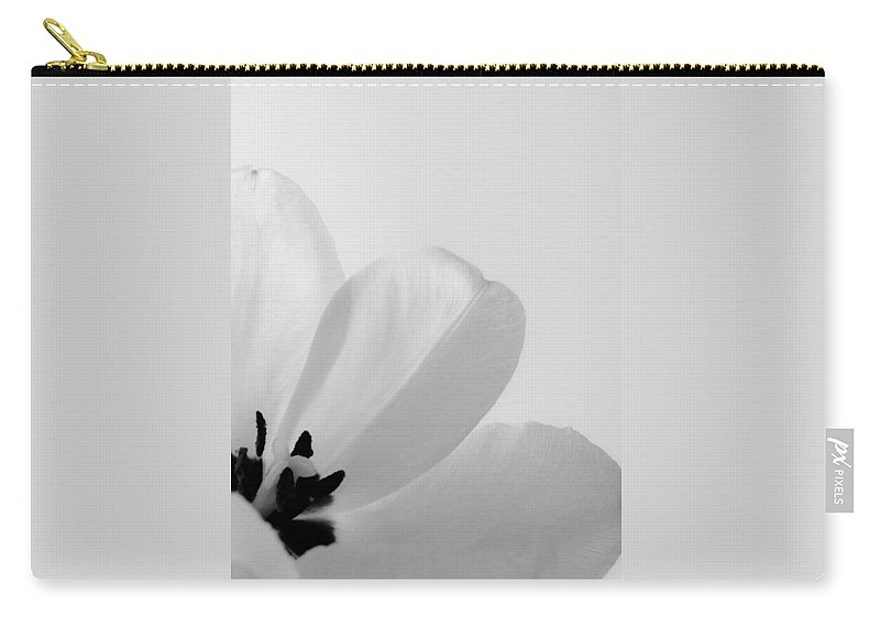 Tulip Carry-all Pouch featuring the photograph Idem by Julia Wilcox