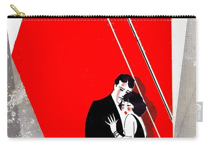 Classic Carry-all Pouch featuring the photograph I'm Sorry Sally by Mel Thompson