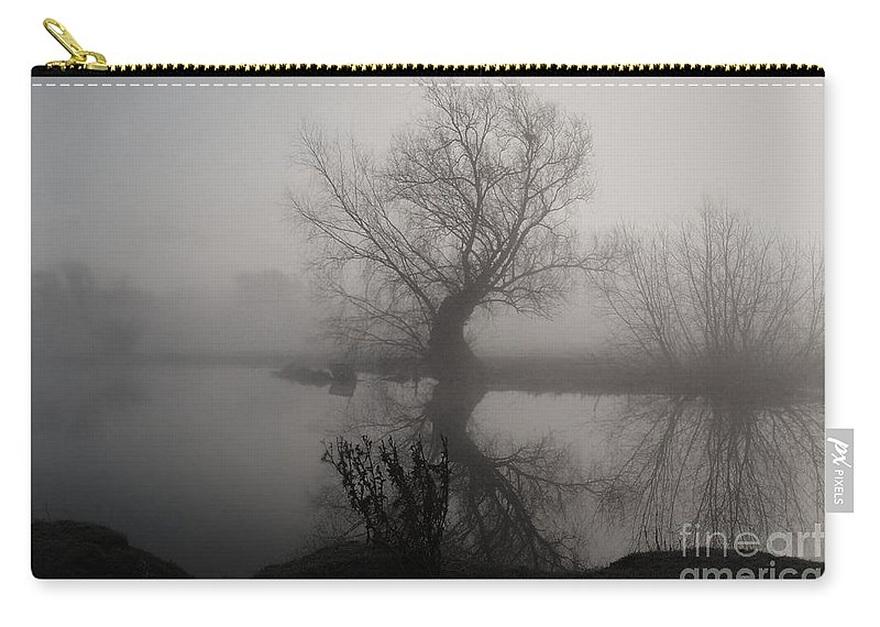 Yhun Suarez Carry-all Pouch featuring the photograph In The Mist by Yhun Suarez