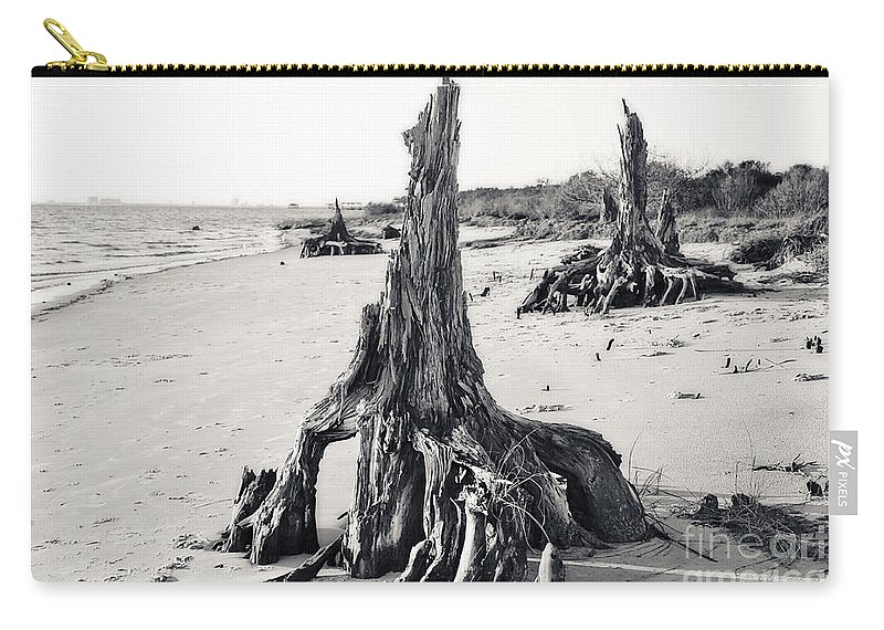Tree Carry-all Pouch featuring the photograph Invasion by Joan McCool