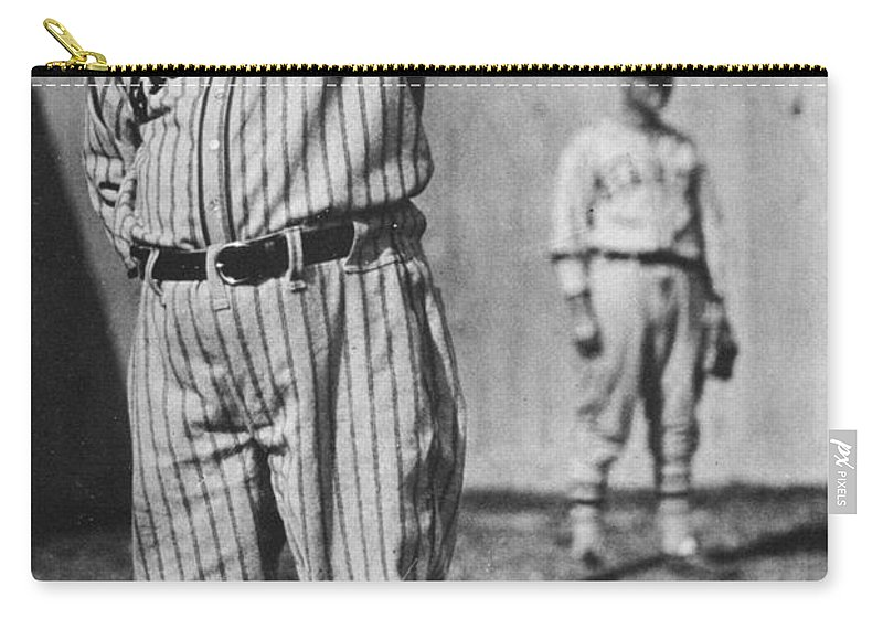 20th Century Carry-all Pouch featuring the photograph John Mcgraw (1873-1934) by Granger