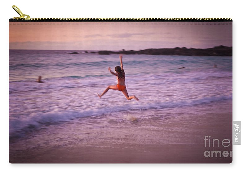 Joy Carry-all Pouch featuring the photograph Joy by Mike Reid