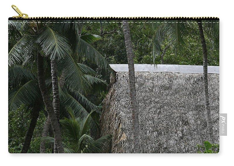 Aloha Carry-all Pouch featuring the photograph Kepaniwai by Sharon Mau