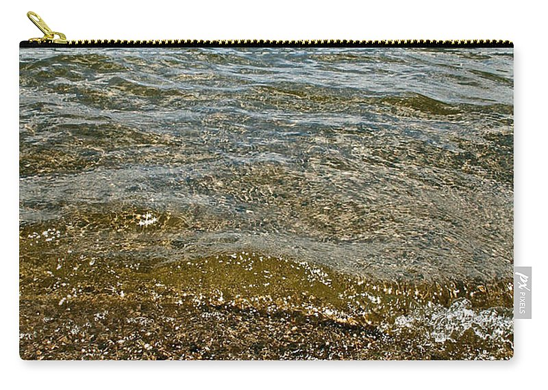 Minnesota Carry-all Pouch featuring the photograph Lake Calhoun by Susan Herber