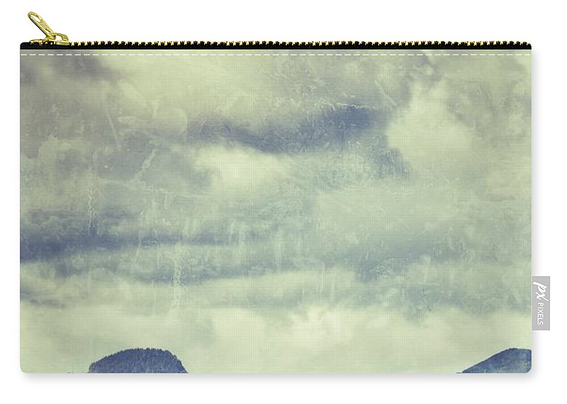 Sail Carry-all Pouch featuring the photograph Lets Sail Away by Traci Cottingham