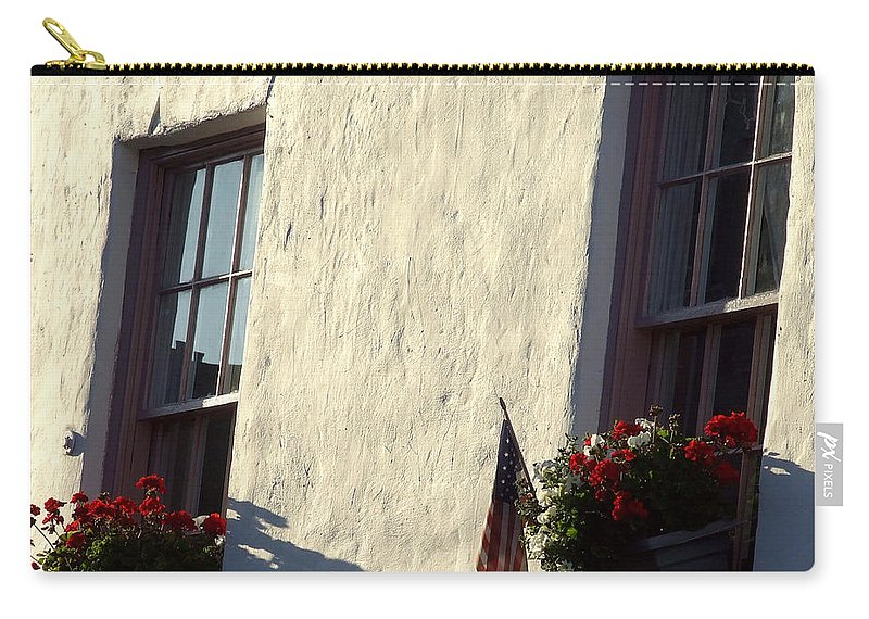 South Carry-all Pouch featuring the photograph Life In The South by Andrea Anderegg