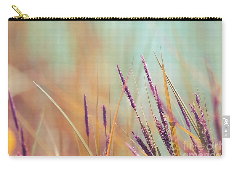 Whimsical Carry-all Pouch featuring the photograph Luminis - S07b by Variance Collections