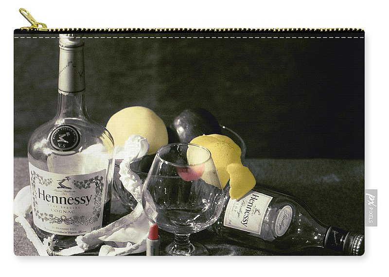 Carry-all Pouch featuring the photograph Lust by Michael Frank Jr