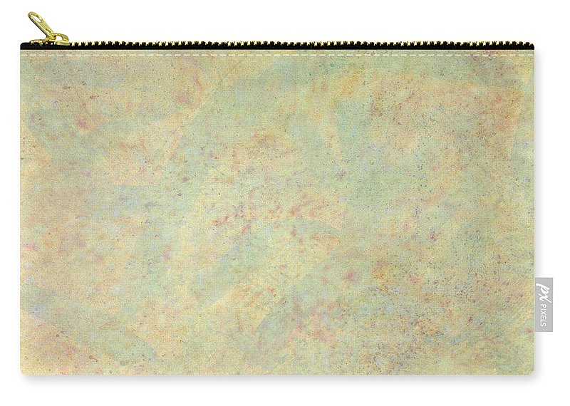 Minimal Carry-all Pouch featuring the painting Minimal Number 4 by James W Johnson