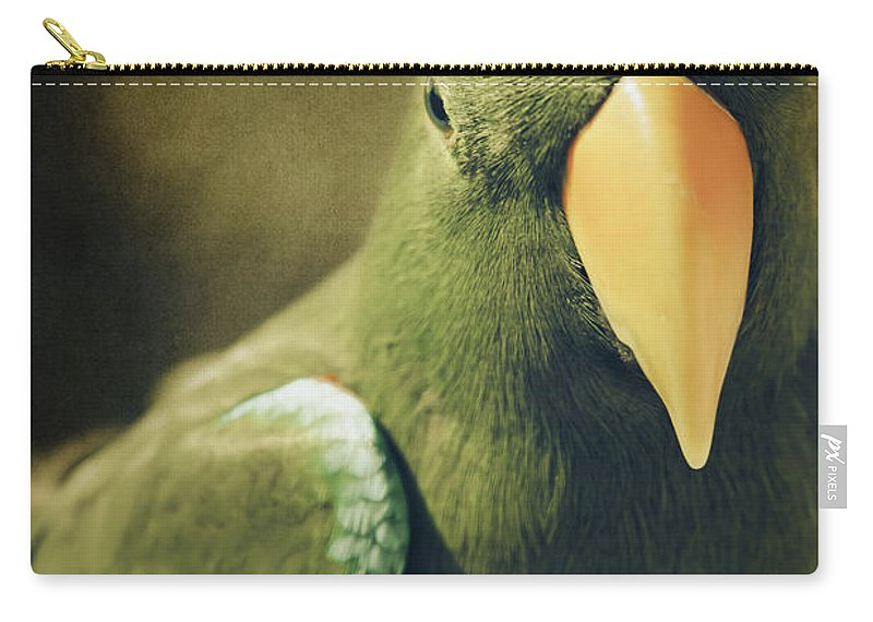 Aloha Carry-all Pouch featuring the photograph Moments Like These by Sharon Mau