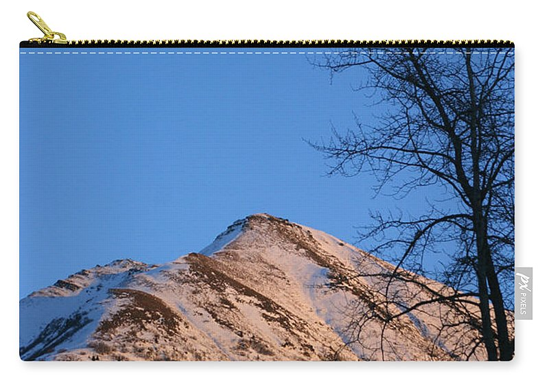 Doug Lloyd Carry-all Pouch featuring the photograph Morning Coming by Doug Lloyd