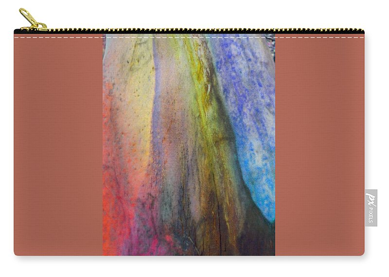 Nature Carry-all Pouch featuring the digital art Move On by Richard Laeton