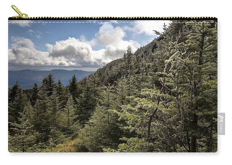 Vermont Carry-all Pouch featuring the photograph Mt Manfield Vermont 21 by Paul Cannon