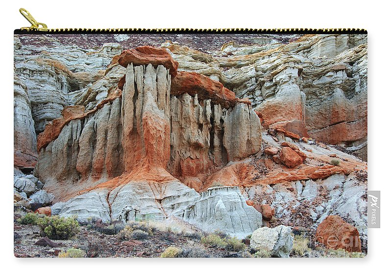 Nature Carry-all Pouch featuring the photograph Natures Beauty by Bob Christopher