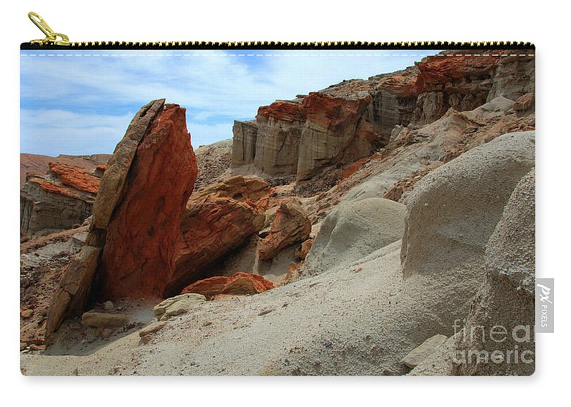 Nature Carry-all Pouch featuring the photograph Natures Palette by Bob Christopher
