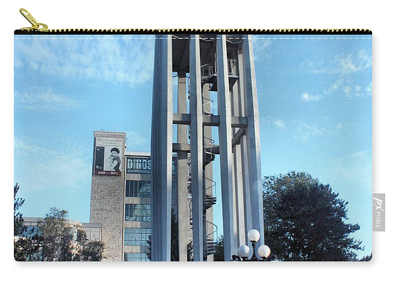 Carillon Carry-all Pouch featuring the photograph Netherlands Centennial Carillon by Kristin Elmquist