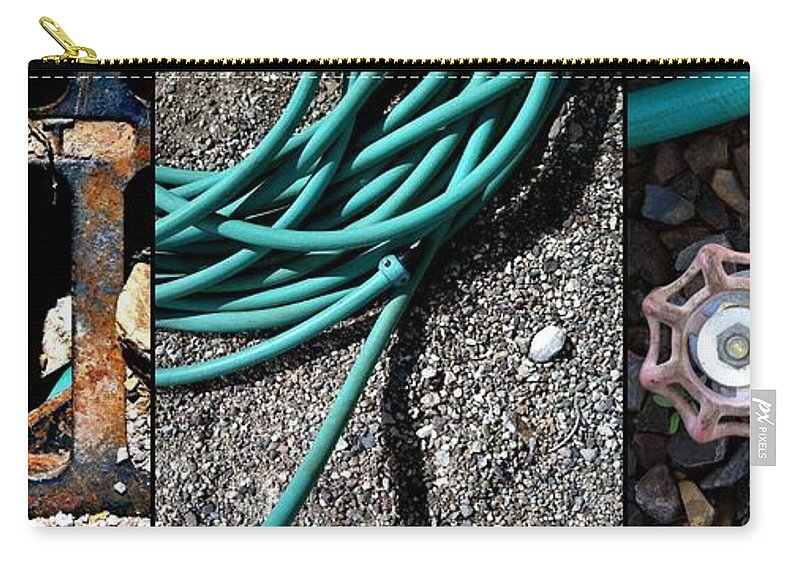 Tucson Carry-all Pouch featuring the photograph Not A Mirage Too by Marlene Burns
