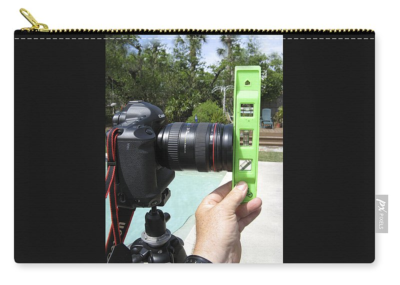 Carry-all Pouch featuring the photograph Number 13 by Rich Franco