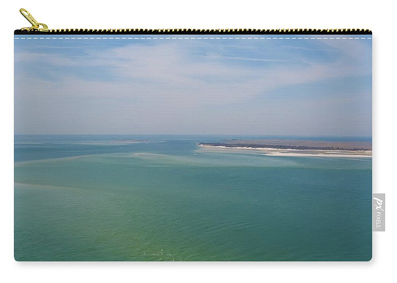 Beach Carry-all Pouch featuring the photograph Ocean View by Bill Cannon