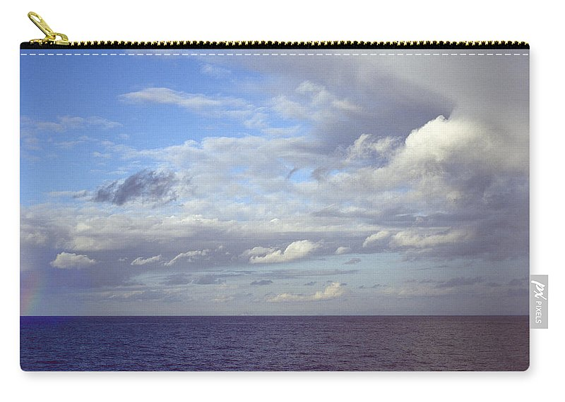 Ocean Carry-all Pouch featuring the photograph Ocean View by Mark Greenberg