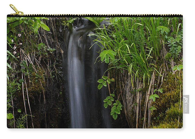 Doug Lloyd Carry-all Pouch featuring the photograph Out Of Nowhere by Doug Lloyd