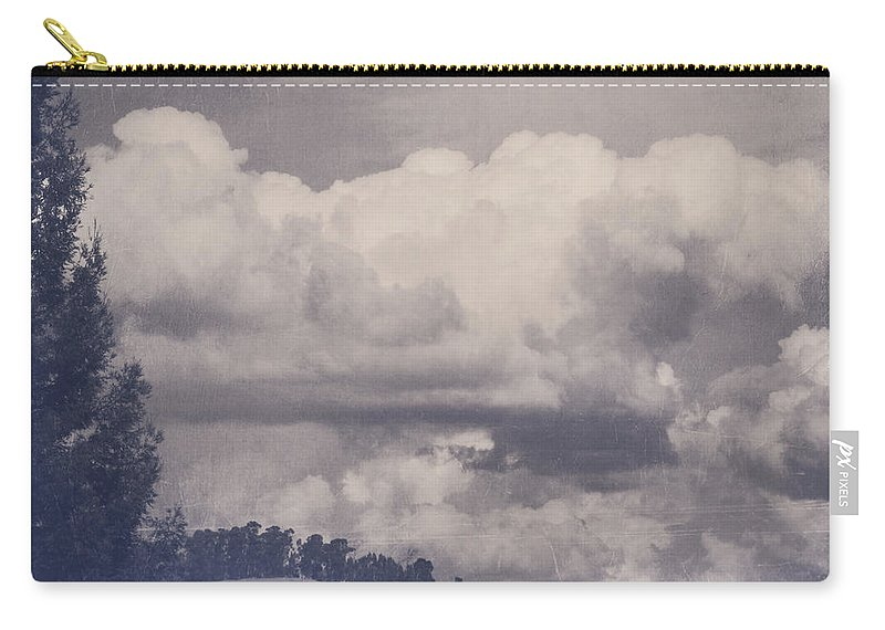 Landscapes Carry-all Pouch featuring the photograph Overwhelmed by Laurie Search