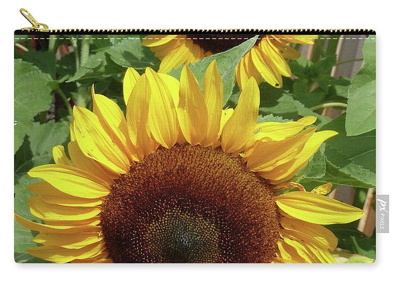 Landscape Carry-all Pouch featuring the photograph Piggyback by Lauren Leigh Hunter Fine Art Photography
