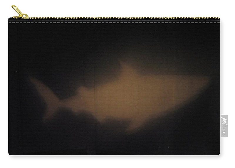 Pisces Carry-all Pouch featuring the photograph Poisson by Sonali Gangane