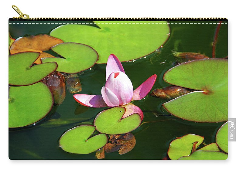 Polish Beauty Carry-all Pouch featuring the photograph Polish Beauty by Mariola Bitner