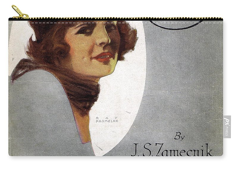 Classic Carry-all Pouch featuring the photograph Polly by Mel Thompson