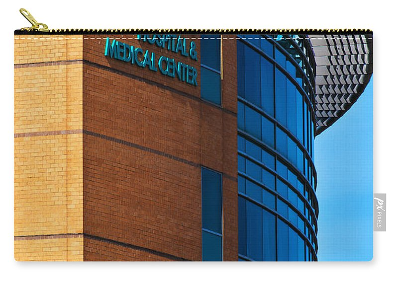 Children's Hospital And Medical Center Carry-all Pouch featuring the photograph Precious by Edward Peterson
