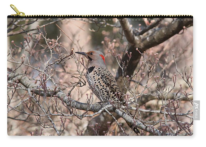 Carry-all Pouch featuring the photograph Ready For Inspection by Travis Truelove
