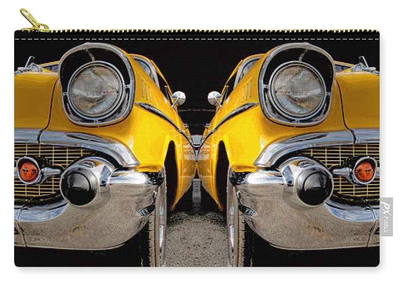 Car Carry-all Pouch featuring the photograph Reflecting 57 by Betsy Knapp