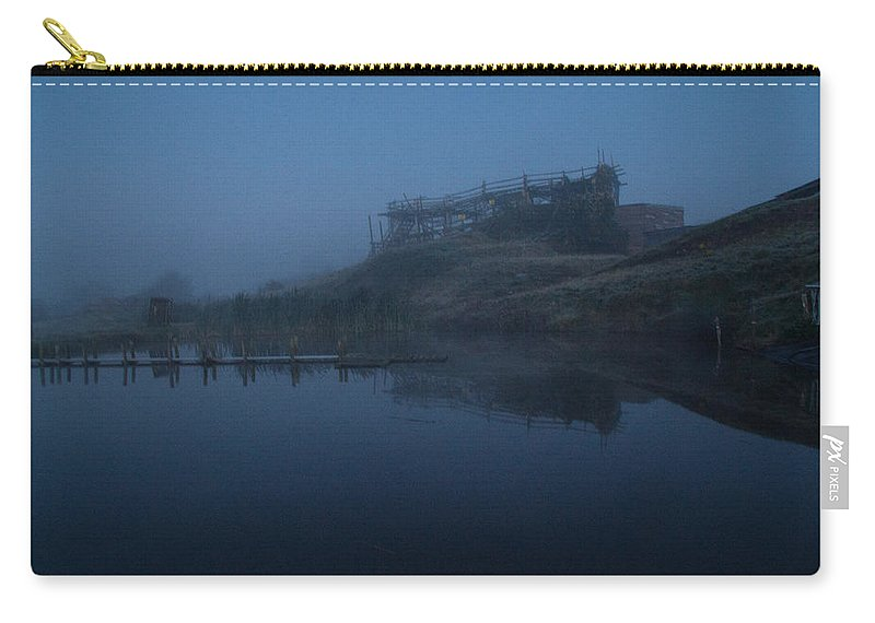 Killer Hill Carry-all Pouch featuring the photograph Reflections by Dawn OConnor