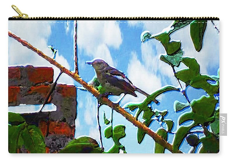 Paula Ayers Carry-all Pouch featuring the photograph Respite by Paula Ayers
