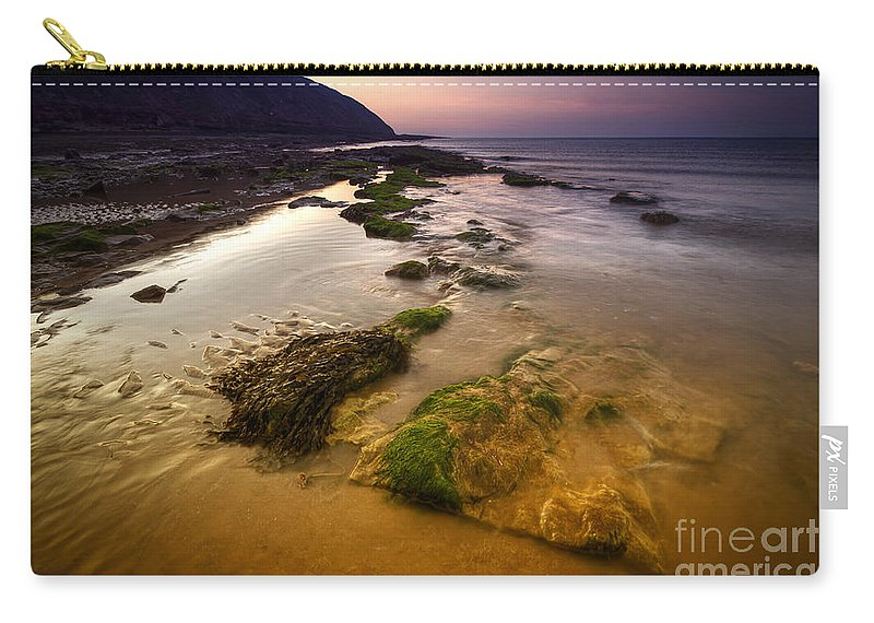 Yhun Suarez Carry-all Pouch featuring the photograph Rising Tides by Yhun Suarez