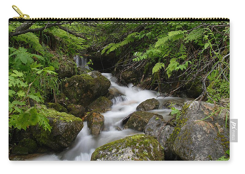 Doug Lloyd Carry-all Pouch featuring the photograph Rolling by Doug Lloyd