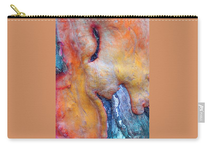 Nature Carry-all Pouch featuring the digital art Sacred by Richard Laeton