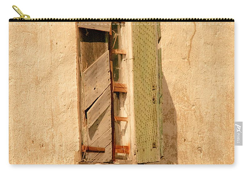House Carry-all Pouch featuring the photograph Shaking Shutter by Trish Tritz
