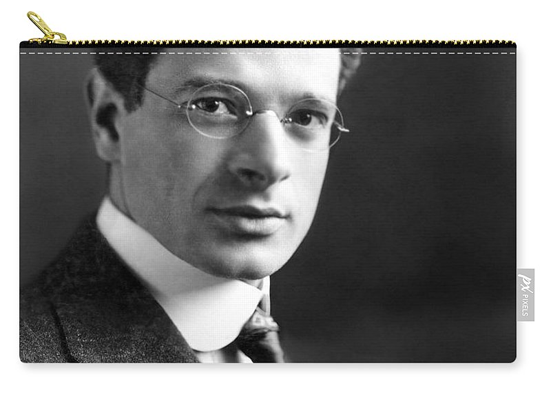 1915 Carry-all Pouch featuring the photograph Sidney Hillman (1887-1946) by Granger