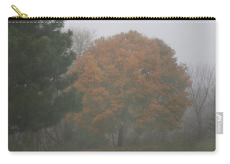 Outdoors Carry-all Pouch featuring the photograph Sleepy Saturday by Susan Herber