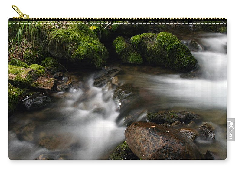 Doug Lloyd Carry-all Pouch featuring the photograph Slow by Doug Lloyd