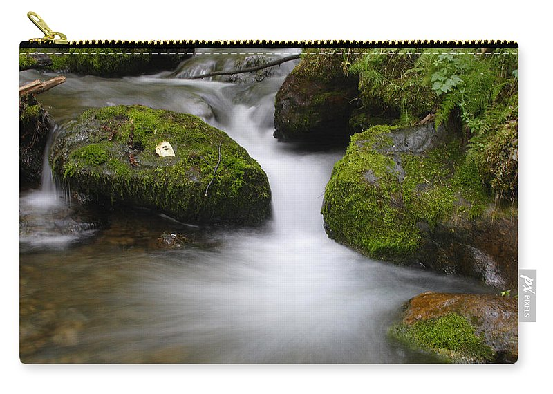 Doug Lloyd Carry-all Pouch featuring the photograph Smoooooth by Doug Lloyd