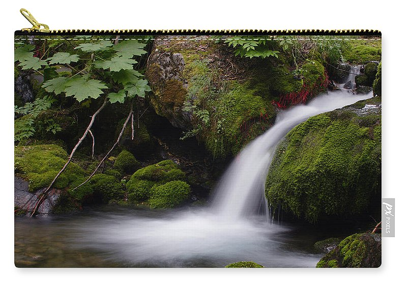 Doug Lloyd Carry-all Pouch featuring the photograph Smooth Pool by Doug Lloyd