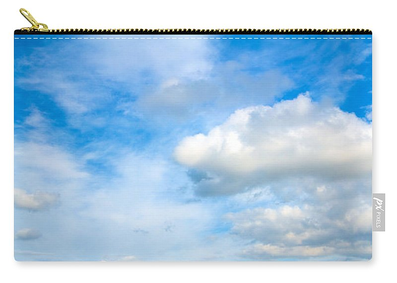 Snake River Carry-all Pouch featuring the photograph Snake River by Rebecca Akporiaye