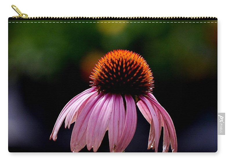 Soft Carry-all Pouch featuring the photograph Soft Illumination by Maria Urso