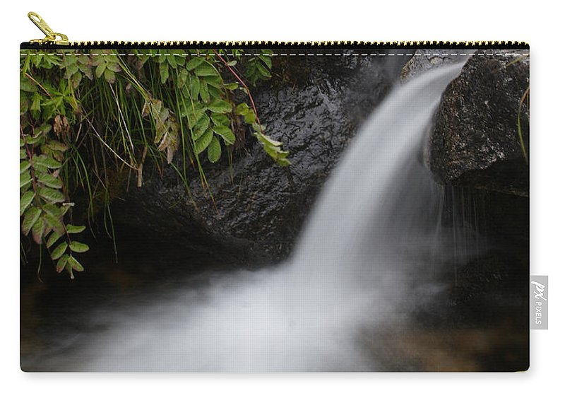 Doug Lloyd Carry-all Pouch featuring the photograph Soft Water by Doug Lloyd