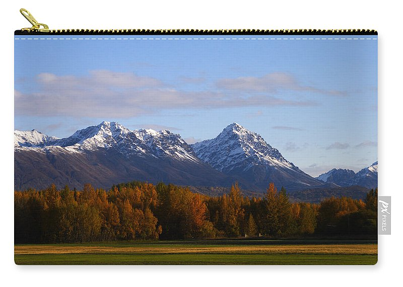 Doug Lloyd Carry-all Pouch featuring the photograph Soon To Come by Doug Lloyd