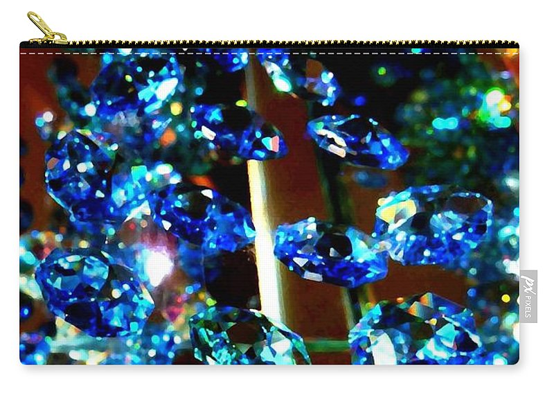 Sparkling Hill Resort Carry-all Pouch featuring the photograph Sparkling Hill Resort 7 by Will Borden