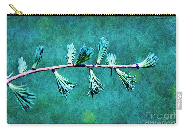 Tree Branch Carry-all Pouch featuring the photograph Spring Has Sprung by Aimelle